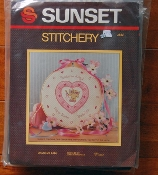 Stamped Cross Stitch/ Embroidery Kits