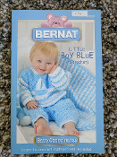 Bernat Little Boy Blue to Crochet #542001