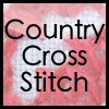 Country Cross Stitch