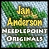 Jan Anderson Needlepoint Originals